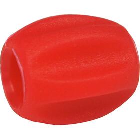 Jagwire Tube Tops Protezione telaio 6 pezzi, red